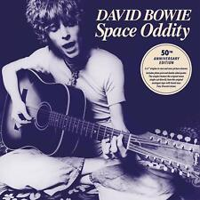 """DAVID BOWIE """"SPACE ODDITY"""" box 2 x 7""""  limited edition 50th anniversary  sealed"""
