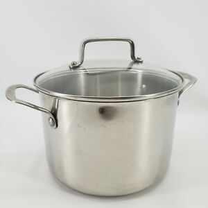 Cuisinart Stainless Steel 5.75Qt Model 73I665-22 Induction Ready Stock Pot
