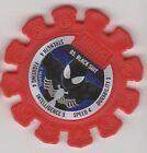 Woolworths Marvel Heroes Disc #05 Black Suit Red