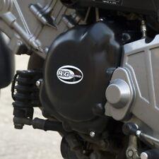 DL650 V Strom 2008 R&G Racing LHS Generator Engine Case Cover ECC0070BK Black