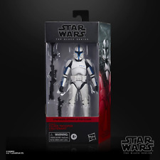 Star Wars The Black Series 6 Inch Action Figure Phase I Clone Trooper Lieutenant
