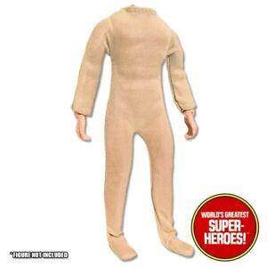"Mego Tarzan Tan Flesh Bodysuit Repro For 8"" Action Figure WGSH Custom Parts Lot"
