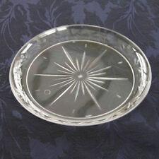 Art de la table de fête assiettes transparents pour la maison, pour toutes occasions