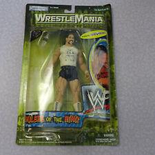 NEW 2000 JAKKS Pacific WWF WrestleMania Rulers of the Ring Al Snow
