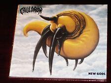Cauldron Gods CD 2018 Dissonance Productions UK Diss0129cdd Digisleeve
