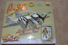 """Ultimate Soldier 1/18 Cpt Sabo's P-38J """"Les Vin, Les Femmes, Et Les Chansons"""" OB"""