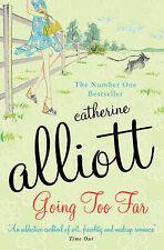 Going Too Far by Catherine Alliott (Paperback, 2007)