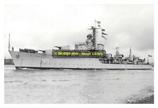 rp8912 - Royal Navy Warship - HMS Agincourt -  photo 6x4