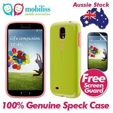 Genuine Speck CandyShell Dual Layer Case Samsung Galaxy S4 IV i9500 i9505 Yellow