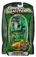 Green Lantern Movie Masters Series 2 Isomot Kol Action Figure MINT