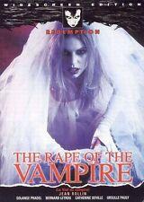 The Rape of the Vampire (DVD, 2002)