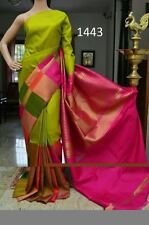 Indian Ethnic Bollywood Navratri Festival Saree Party Wear Wedding Designer Sari