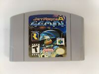 Jet Force Gemini Nintendo 64 N64 Video Game FPS Shooter (Authentic)