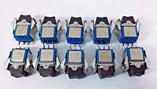 10 Pcs APEM Switch ON/OFF Mini Rocker Circuit 3 Pins Solder 7539 APEM - APR D3