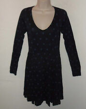 French Connection Ajuste Elástico Vestido Flare N UK 14 nos 12 EU 42