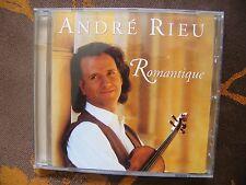 CD ANDRE RIEU - Romantique / Polydor  (1998)