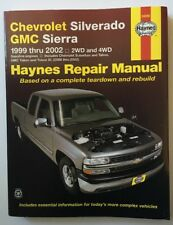 Chevrolet Silverado GMC Sierra 1999 thru 2002 Repair Manual
