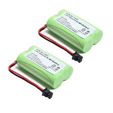 2x 1600mAh Battery for Uniden BT1007 BT-1015 EXP970 EXP971 EZAi2997