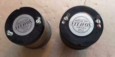 "PAIR of  VITAVOX GP2 1"" compression unit in good working condition...."