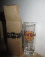 """HARD ROCK CAFE  - YOKOHAMA - Shot Glass Shooter 4 """" Tall*"""