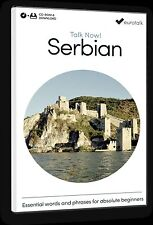 Eurotalk Talk Now Serbian for Beginners - Download option and CD ROM