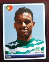 Panini Champions League 2006/07 NANI Sporting Lisbon  Sticker - ROOKIE