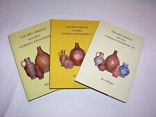 Bellarmine Bartmann Baardman Stoneware Steinzeug  Books MUSEUM Swaffham Norfolk