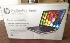 "HP Pavilion 15.6"" i7-6500U 2.5GHz 12GB 1TB Touchscreen Notebook 15-au018wm"