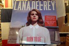 Lana Del Rey Born to Die LP sealed vinyl