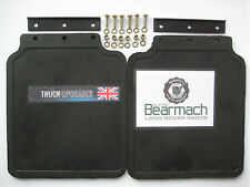 Land Rover Discovery 1, Mudflap Set With Brackets & Fixings REAR, RTC6821