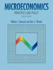 Microeconomics: Principles and Policy with Xtra! Student CD-ROM and InfoTrac Col