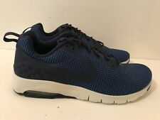 Nike Max Motion LOW para Hombre Tenis Air Azul Marino Size Uk 11 (UE 46)