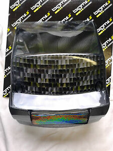 Vespa PX PE MK1 BGM Smoked Tinted Rear Lamp Lens