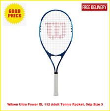 Wilson Ultra Power XL 112 Adult Tennis Racket, Grip Size 3