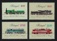 Portugal 125th Anniversary of Portuguese Railways 4v 1981 MNH SG#1851-1854