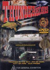THUNDERBIRDS - Volume 1 (4 Episodes) Family TV Series DVD Digitally Re-Mastered