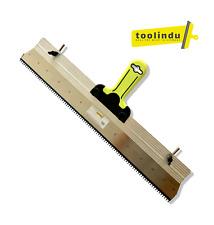 Stehrakel Großflächenrakel 56cm RF 2K Griff mit Stielhalter Stiften ZahnleisteR2