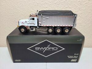 Peterbilt 357 East Dump Truck Rick Kuntz Sword 1:50 Scale Model #SW2042-RKT New!