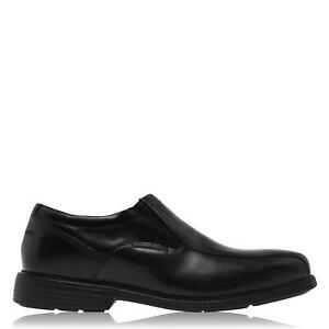 Rockport Mens Road Slip On Shoes Smart Lightweight Leather Upper Shock Absorbing