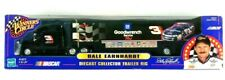 Dale Earnhardt Sr Diecast Trailer Rig Goodwrench #3 Winners Circle NASCAR RCR