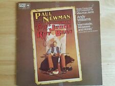 The Life And Times Of Judge Roy Bean: Original 1973 Soundtrack LP