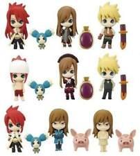 Bandai Tales of The Abyss TOA PPP Prop Plus Petit Mini Figure Full Set of 9
