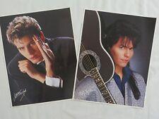 VINTAGE Duran Duran 8 x 10 Photos of John Taylor Andy Taylor
