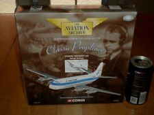 VICKERS VISCOUNT 700 - UNITED AIRLINES, CORGI TOY, DIE CAST MODEL, SCALE 1:144