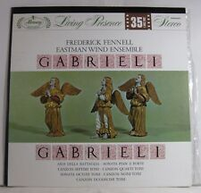 FENNELL / Andrea & Giovanni Gabrieli / Original Mercury, SR 90245 RFR-1/RFR-2
