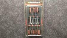 GearWrench 80054 - 7 Piece TORX® Screwdriver Set with Comfort Grip