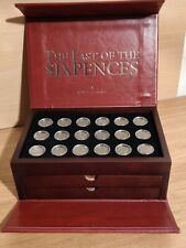 More details for last of the sixpences collection, danbury mint