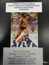 Tony Lockett AFL & Australian Rules Football Trading Cards