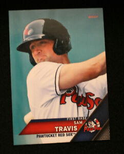 2017 Choice SportsCards Pawtucket Red Sox Cards 1-35 Pick Your Player Paw Sox