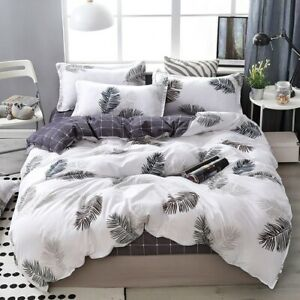 Cotton Bedding Sets Bed Set Bed Clothes with Bed Sheet Comforter Set Pillow Case